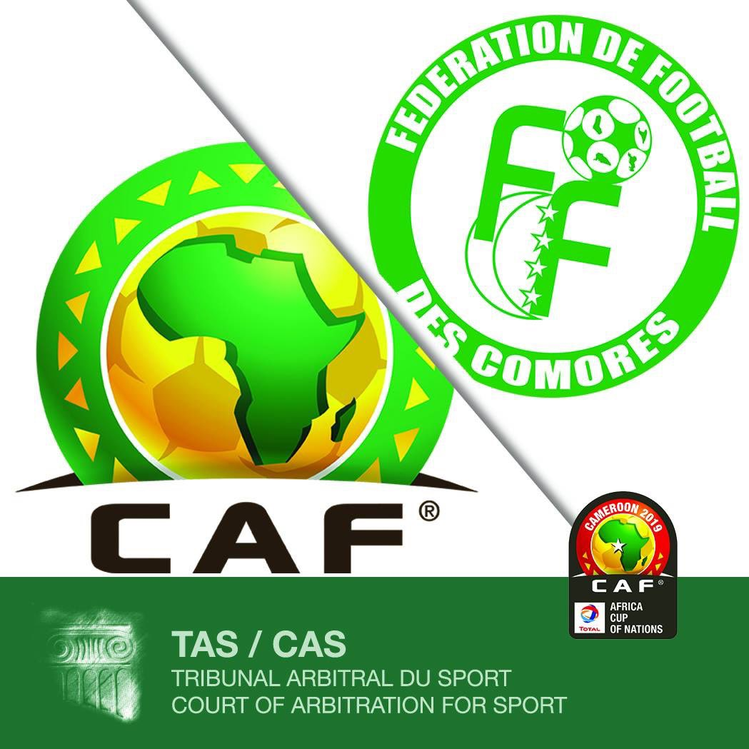 Comoros petitions CAS over Cameroon expulsion from 2019 Africa Cup of Nations