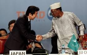 Japan pledges 30 billion USD for Africa