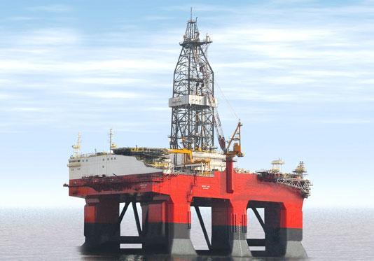 Seadrill Partners LLC - Tullow Declares 'Force Majeure' On The Semi-Submersible West Leo In Ghana