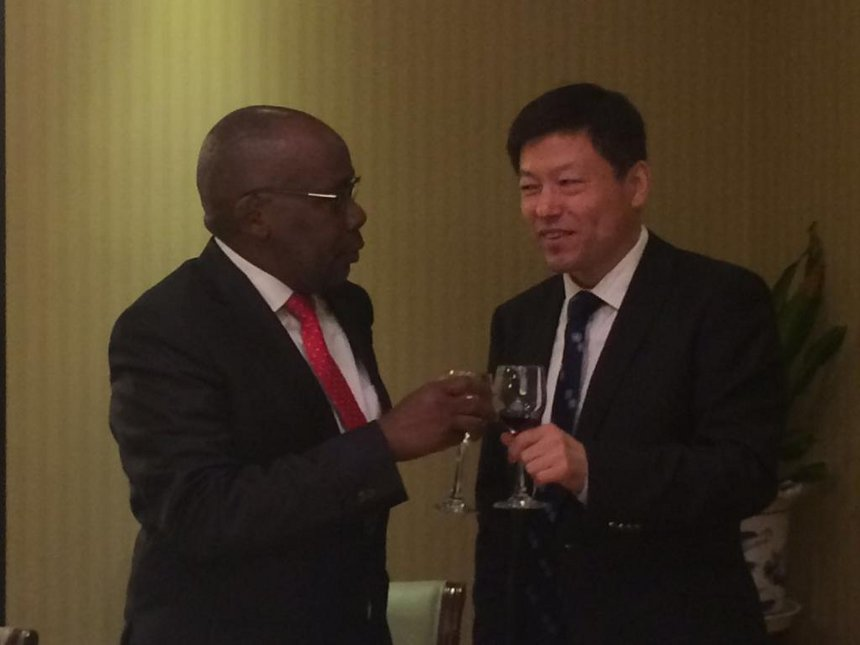Kenyan Attorney General leads delegation to China on a Learning Mission