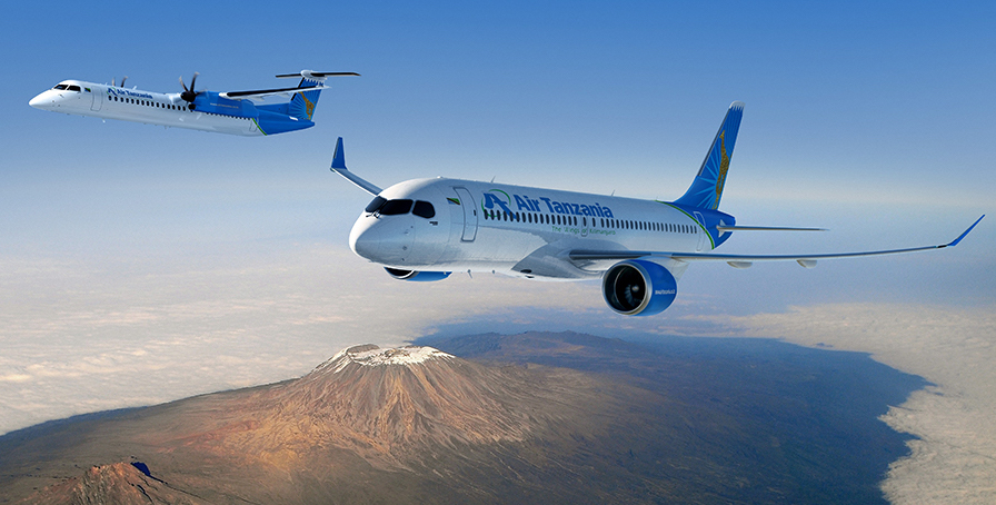 Tanzania: Finally, Four Air Tanzania Company Planes Arrive in July