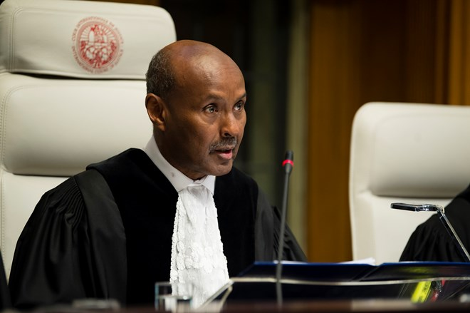 BREAKING: Abdulqawi Ahmed Yusuf named president of the ICJ