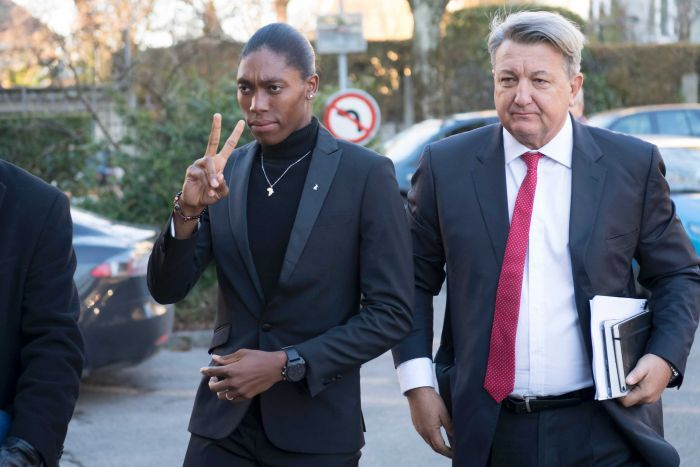 Caster Semenya begins five-day Court of Arbitration for Sport hearing appealing IAAF regulations