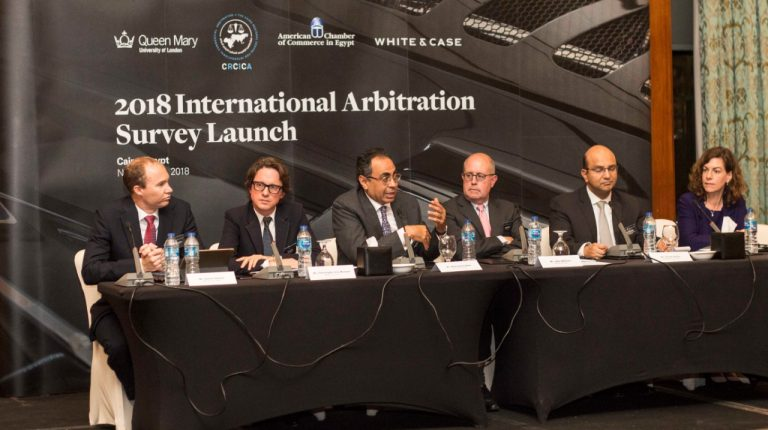 Egypt witnesses development in terms of international arbitration in MENA