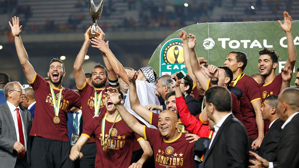 Esperance declared African Champions after legal battle