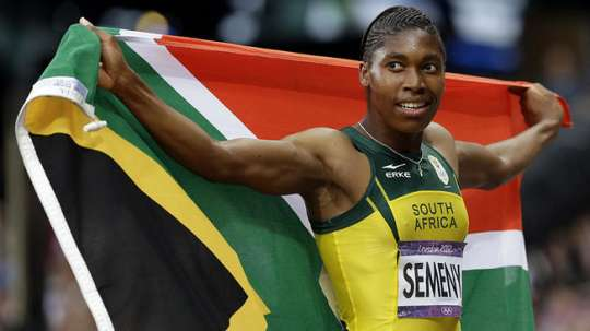 Print    Tuesday  S. African runner Semenya's testosterone judgment set for appeal