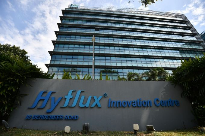 Hyflux receives arbitration request for desalination plant in Algeria
