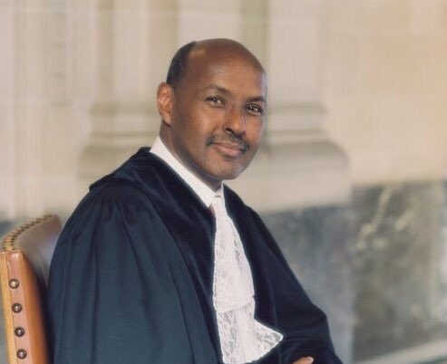 Somali Judge Abdulqawi Ahmed Yusuf has been reelected to the International Court of Justice (ICJ) based in the Hague, the Netherlands.