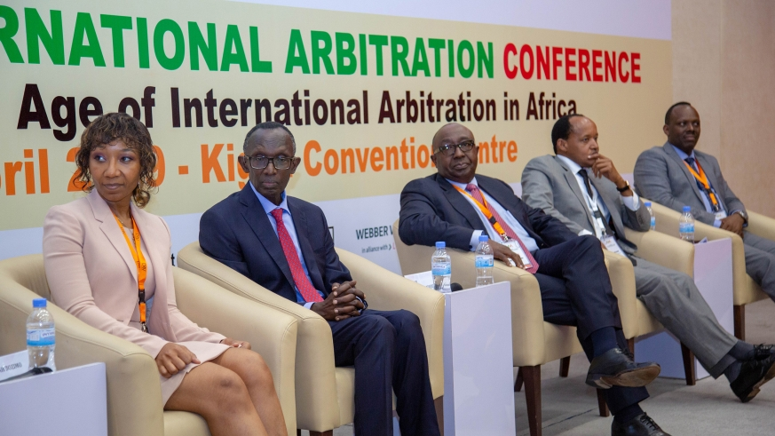 Rugege roots for arbitration in dispute resolution