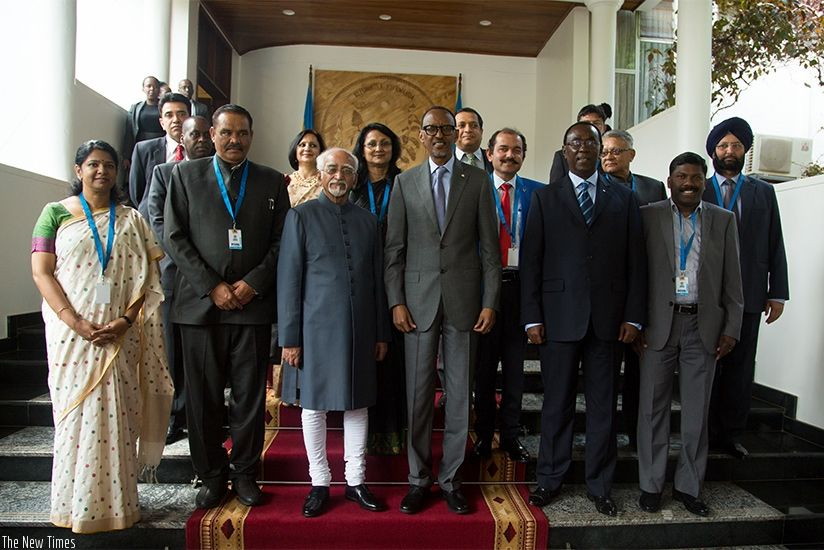 Rwanda, India sign three bilateral deals