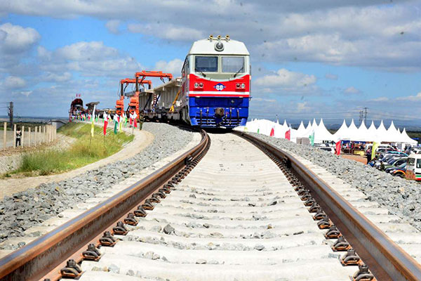 SGR pact with China a risk to Kenyan sovereignty, assets