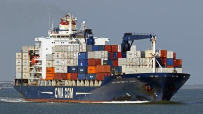 Shipping firm sued in sacking row