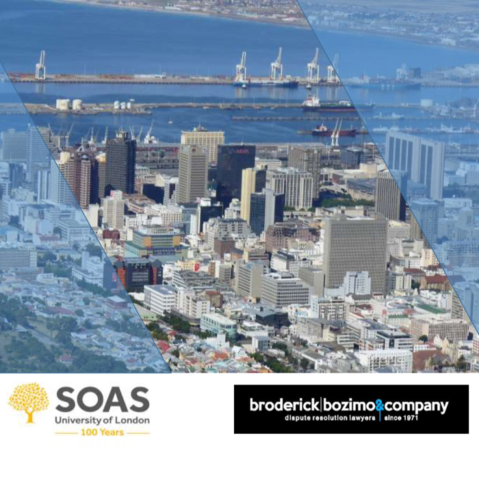SOAS Arbitration in Africa survey launched