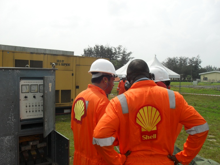 Nigerian oil firm sues Shell over 'crude oil diversion'