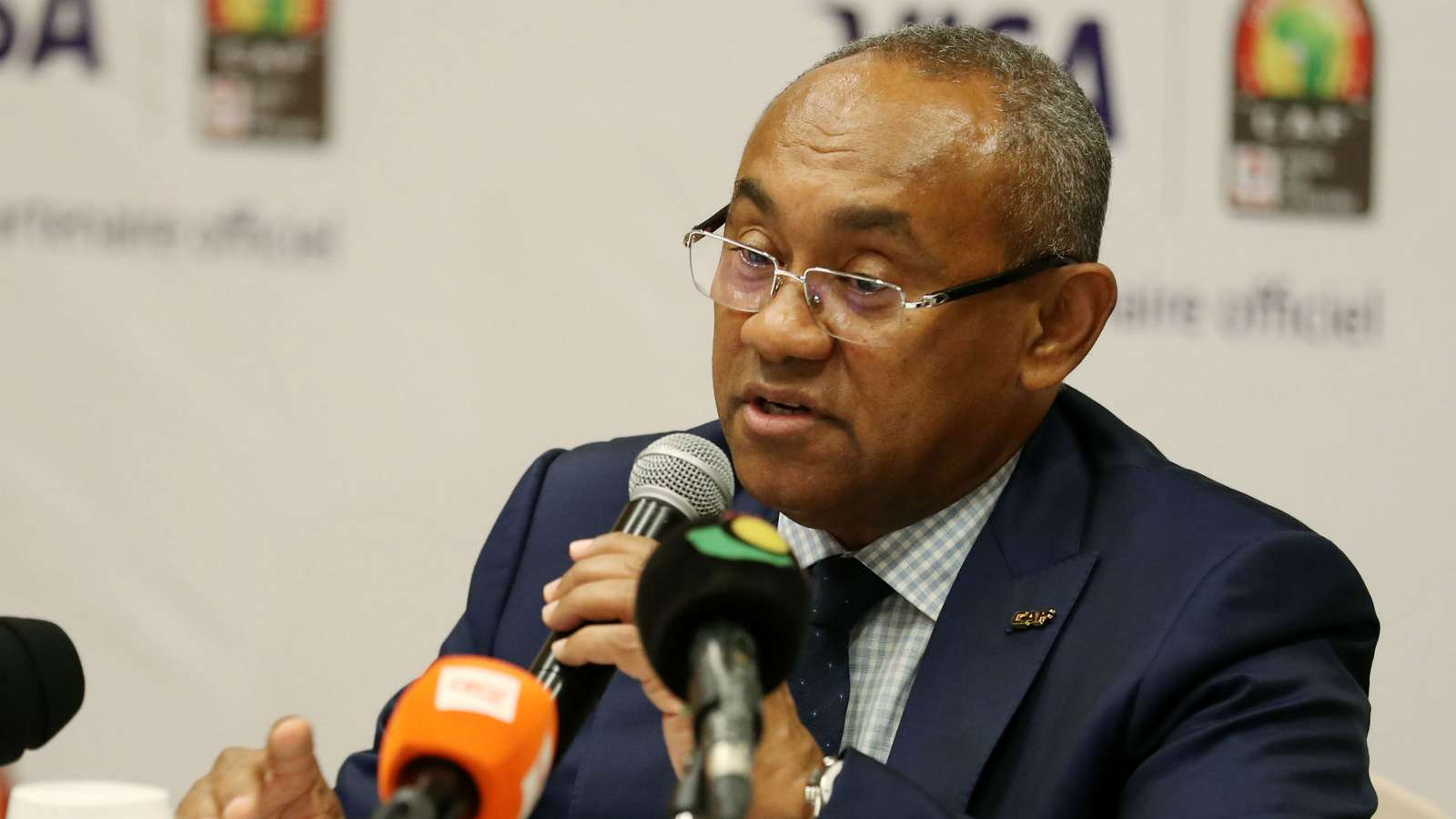 Caf president Ahmad rubbishes Comoros Cas case against Cameroon