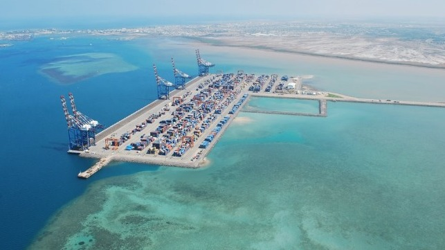 Dumping DP World, Djibouti Pursues Terminal Deal with CMA CGM