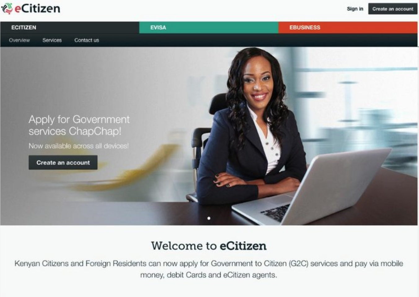 Treasury knew we were collecting funds, firm says in eCitizen suit