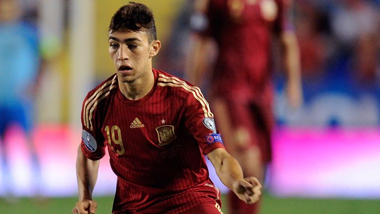 Munir El Haddadi appeals to Court of Arbitration for Sport in bid to represent Morocco